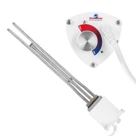 Elektryczna grzałka z regulacją temperatury do bojlerów 5/4 3,0kW