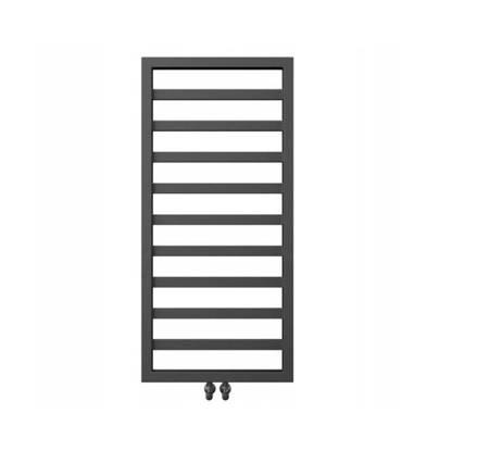 Grzejnik łazienkowy Natsumi 980x530 antracyt