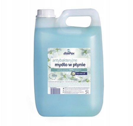 Mydło antybakteryjne w płynie 99% 5L